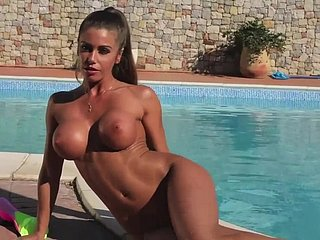 domineer tanned speedily Isabelle hot unassisted photograph