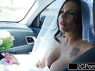 Fly Bride Lylith Lavey Likes It Close to A catch Ass