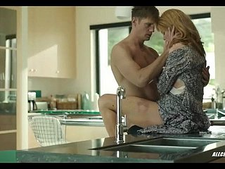 Nicole Kidman nude wet breasts in the shower and sex