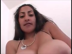Busty and Gorgeous Indian Neonate