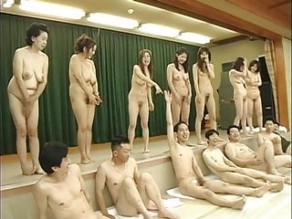 Japanese Milfs risible piss line