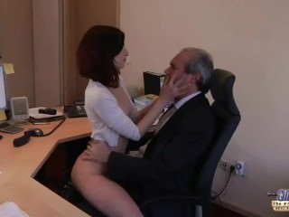 I am a young secretary seducing my boss in front office fixed price for sex