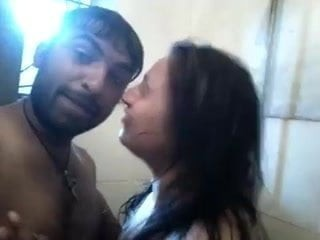 bhabhi kissing with respect to bf as amply hindi talkings
